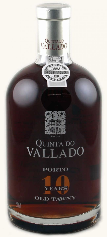 Quinta do vallado 10 years old tawny port - Quinta do vallado ...